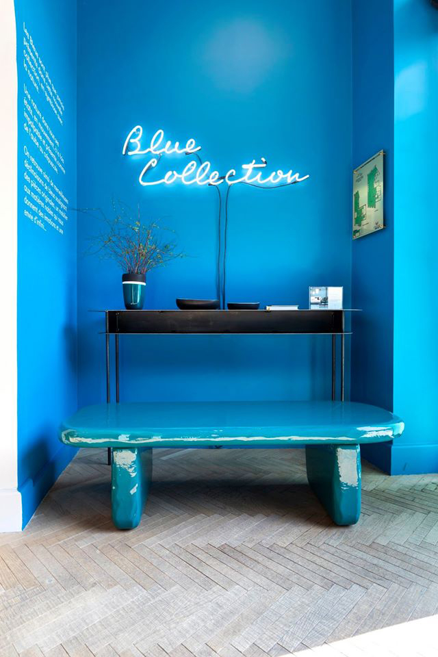 Maison Sarah Lavoine x Degrés 960 / Lave émaillée art + design