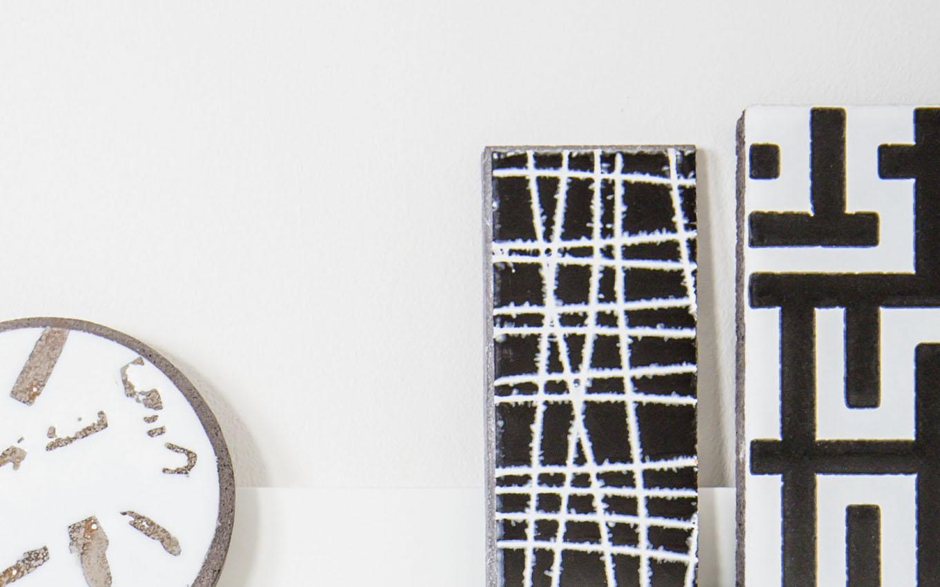 Degrés 960 : Lave émaillée contemporaine - Design - Décoration - Architecture (Lava Stone - Art - France)