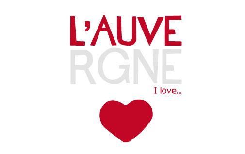 Degres 960 - Marque I L'AUVErgne... I Love (marque déposée)