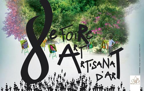 Foire Art & Artisanat d'Art 2014 - Chamalières (Puy-de-Dôme)