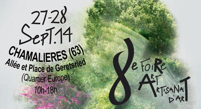 Degres 960 - Foire Art & Artisanat d'Art 2014 (Chamalières, Puy-de-Dôme)