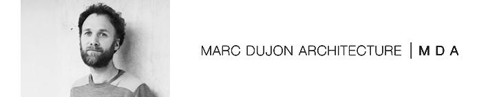 Marc Dujon : Marc Dujon Architecture - Membre du jury Concours Talents Play Lave + Design 2018